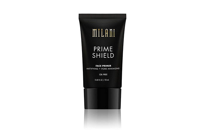 10. Milani Prime Shield Face Primer