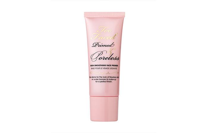 Too Faced Primed & Poreless Skin Smoothing Face Primer - Primers for Oily Skin