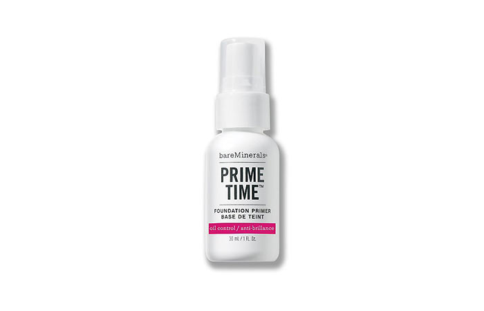 bareMinerals Prime Time Oil Control Foundation Primer - Primers for Oily Skin