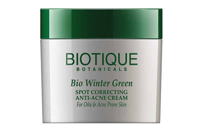 10.-Biotique-Bio-Winter-Green-Spot-Correcting-Anti-Acne-Cream