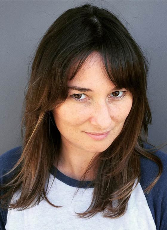 11-Casual-Waves-And-Center-Parted-Bangs