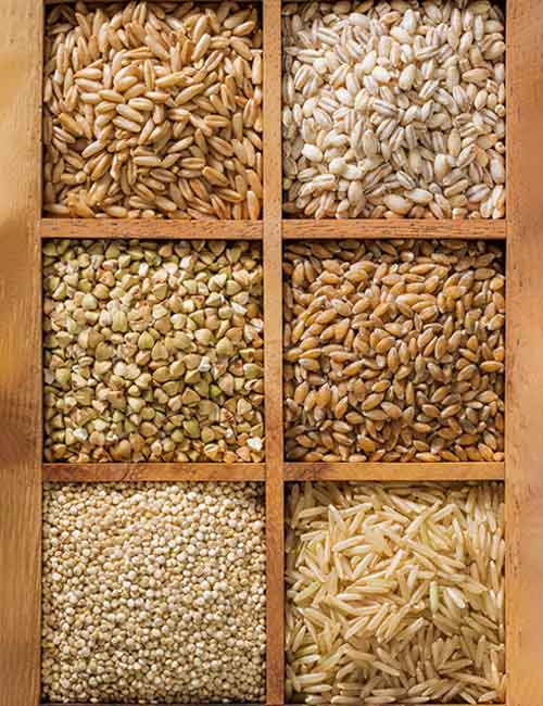 Belly Fat Burning Foods - Whole Grains