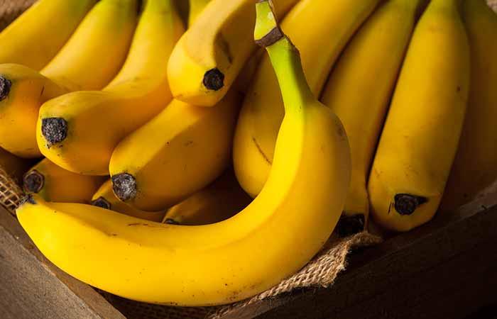 13. Banana For Hyperpigmentation