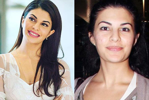 Hindi Actress Jacqueline Fernandes Without Makeup