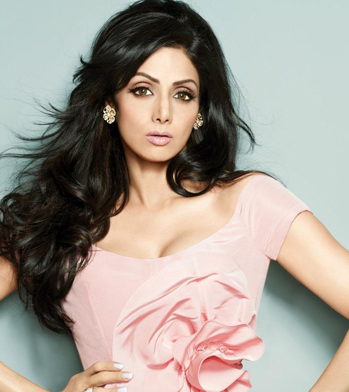 Sridevi's Beauty Secrets Revealed