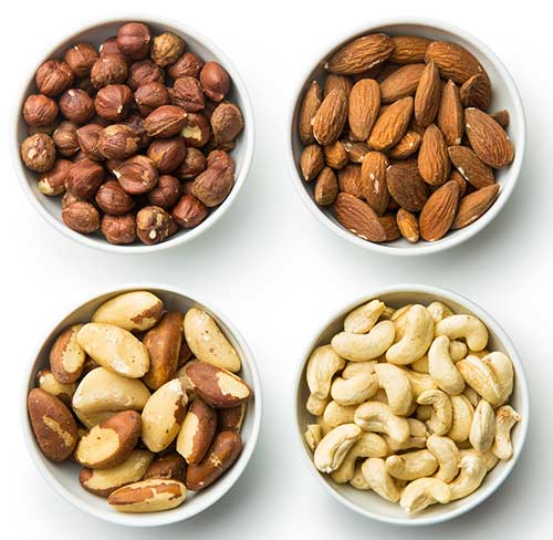 Belly Fat Burning Foods - Nuts