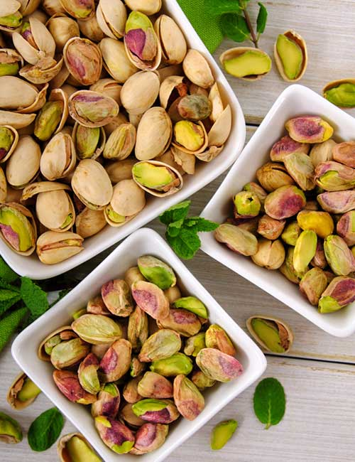 Superfoods For Weight Loss - Pistachios