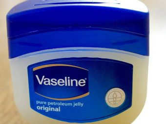 Vaseline: The Best Eye Makeup Remover