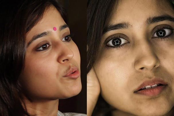 Shweta Tripathi Look Without Makeup