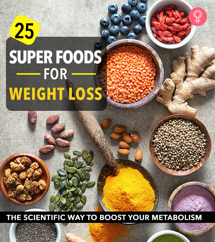 25 Best Superfoods For Weight Loss Backed By Science