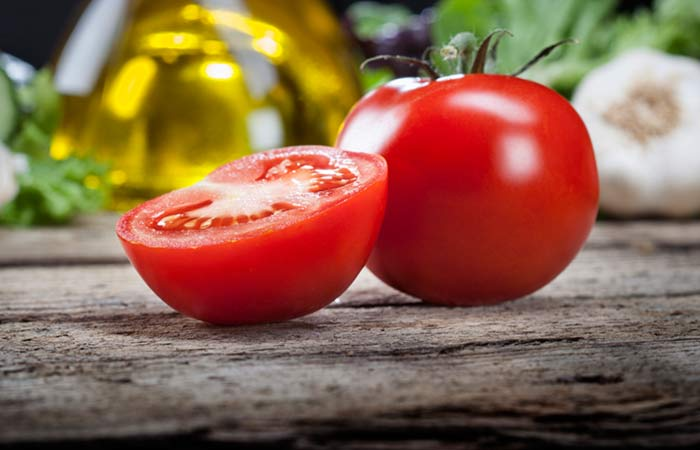 Tomato 25 Home Remes For Dark Spots That Are Pinit