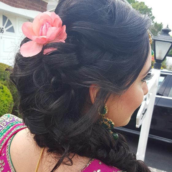 27-Messy-Pulled-Back-Fishtail-Braid