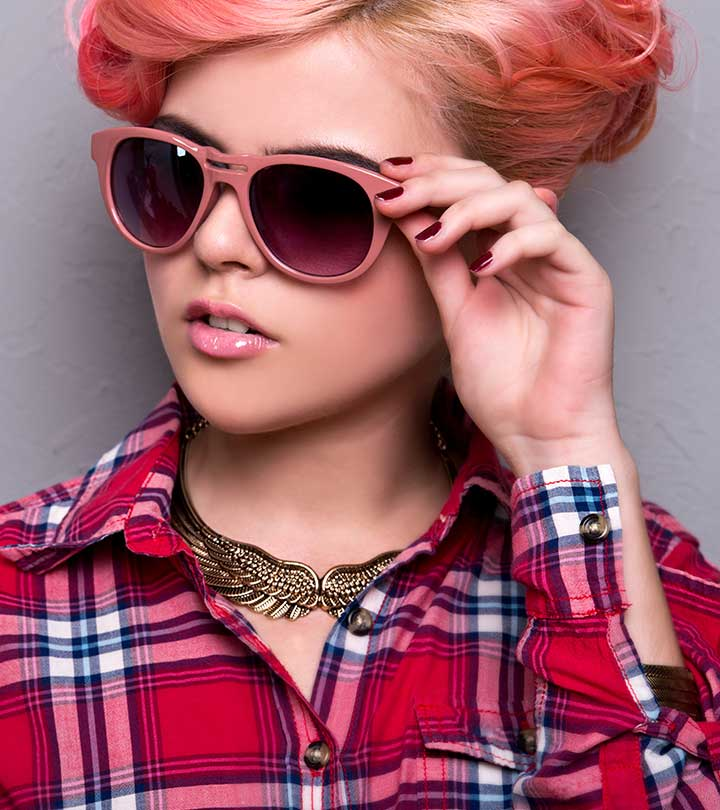 10 Emo Hairstyles For Girls With Medium Hair