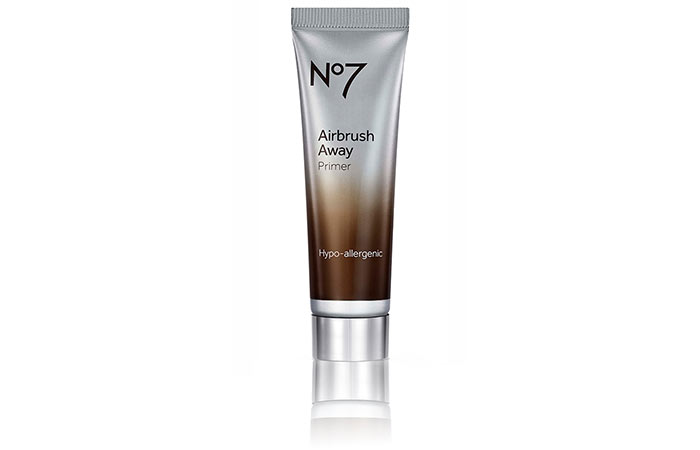 3. Boots No7 Airbrush Away Primer