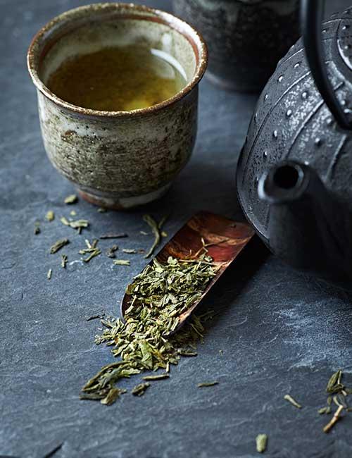 31. Green Tea