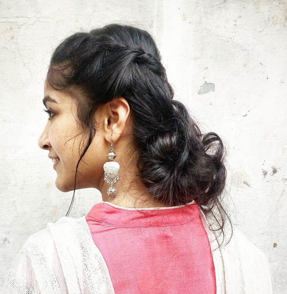 Incredible 50 Best Indian Hairstyles You Must Try In 2016 Hairstyle Inspiration Daily Dogsangcom