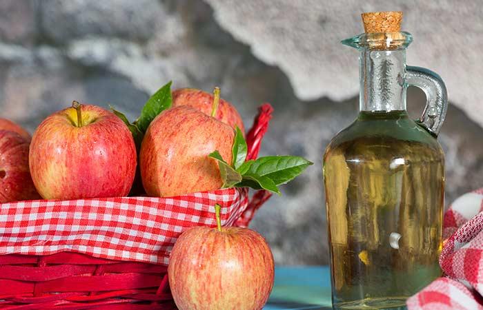 4. Apple Cider Vinegar For Hyperpigmentation
