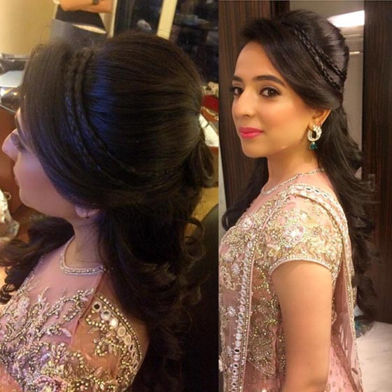 Wedding Hairstyles Indian: 50 Best Indian Hairstyles You Must Try In 2017