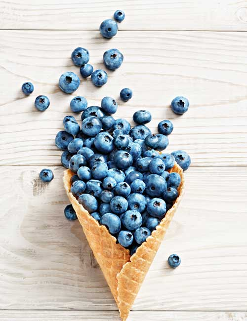 Superfoods For Weight Loss - Blueberries