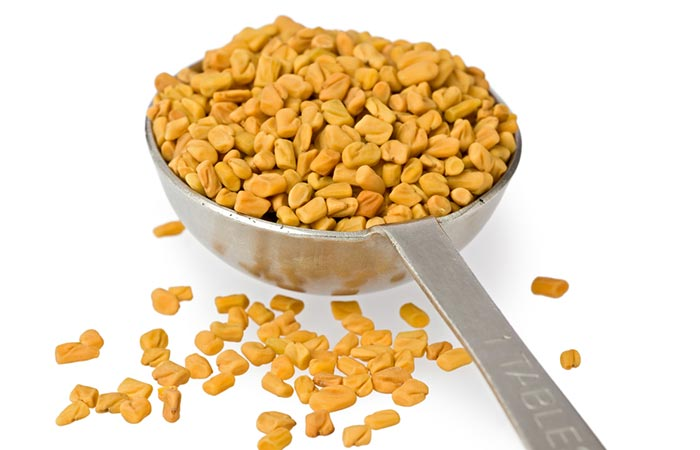 5. Fenugreek Seeds