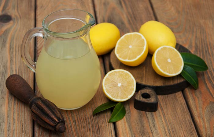 Homemade Conditioners For Curly Hair - Lemon Juice, Olive Oil, And Coconut Milk Hair Conditioner