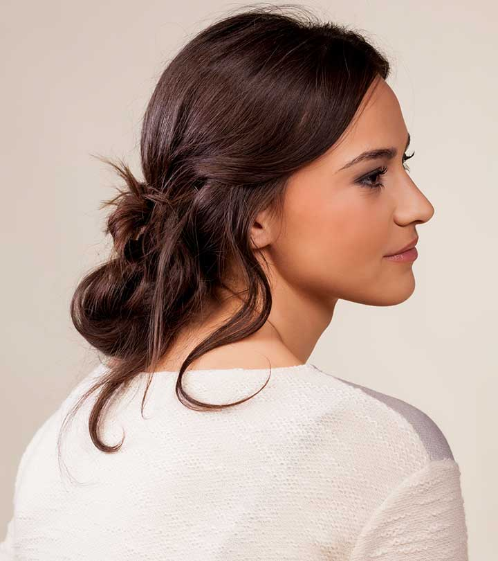 Hair For Medium Length tutorials hairstyle