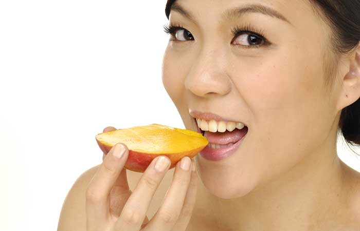 Fruits For Glowing Skin - Mango