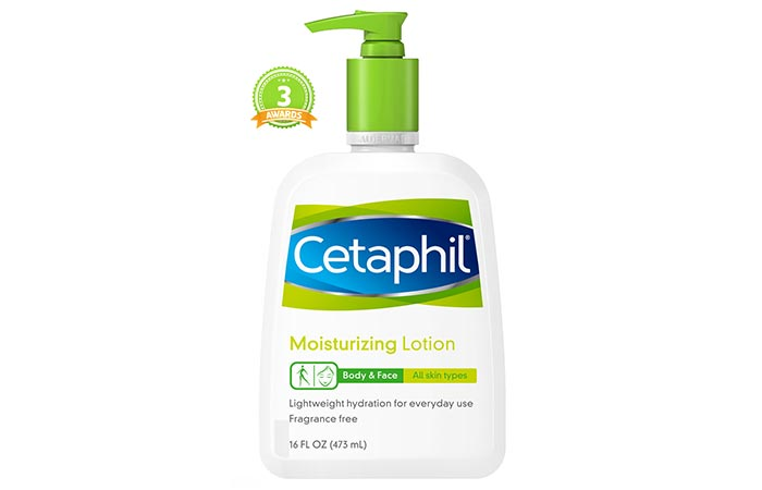 Best Drugstore Moisturizers For Dry Skin - Cetaphil Moisturizing Lotion