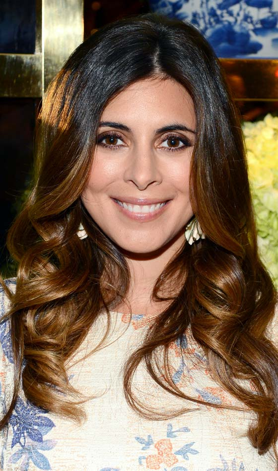 Jamie-Lynn Sigler Layered Cut