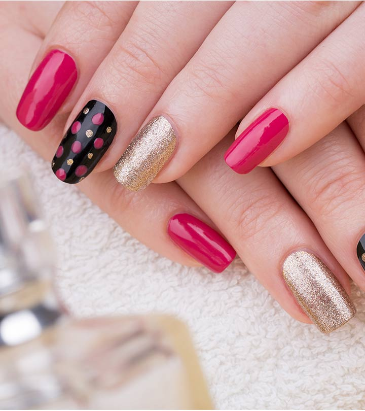 Nail Art Ideas: How To Do Nail Art At Home?