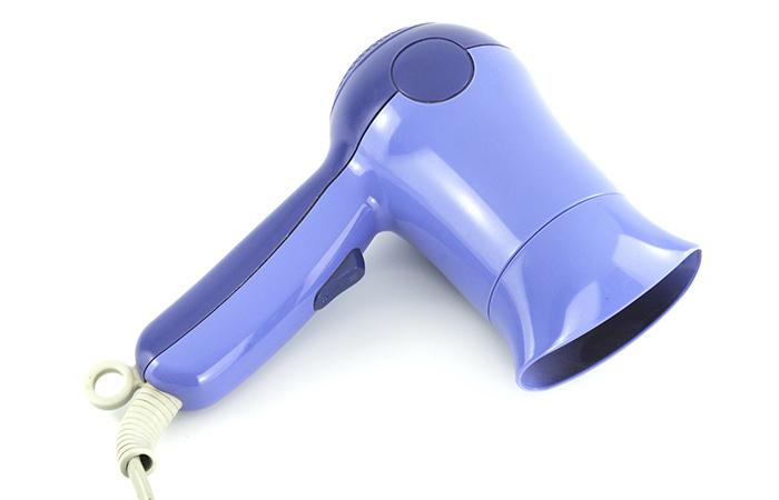 A Hair Dryer
