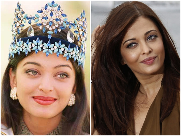 aishwarya rai underwent multiple enhancements