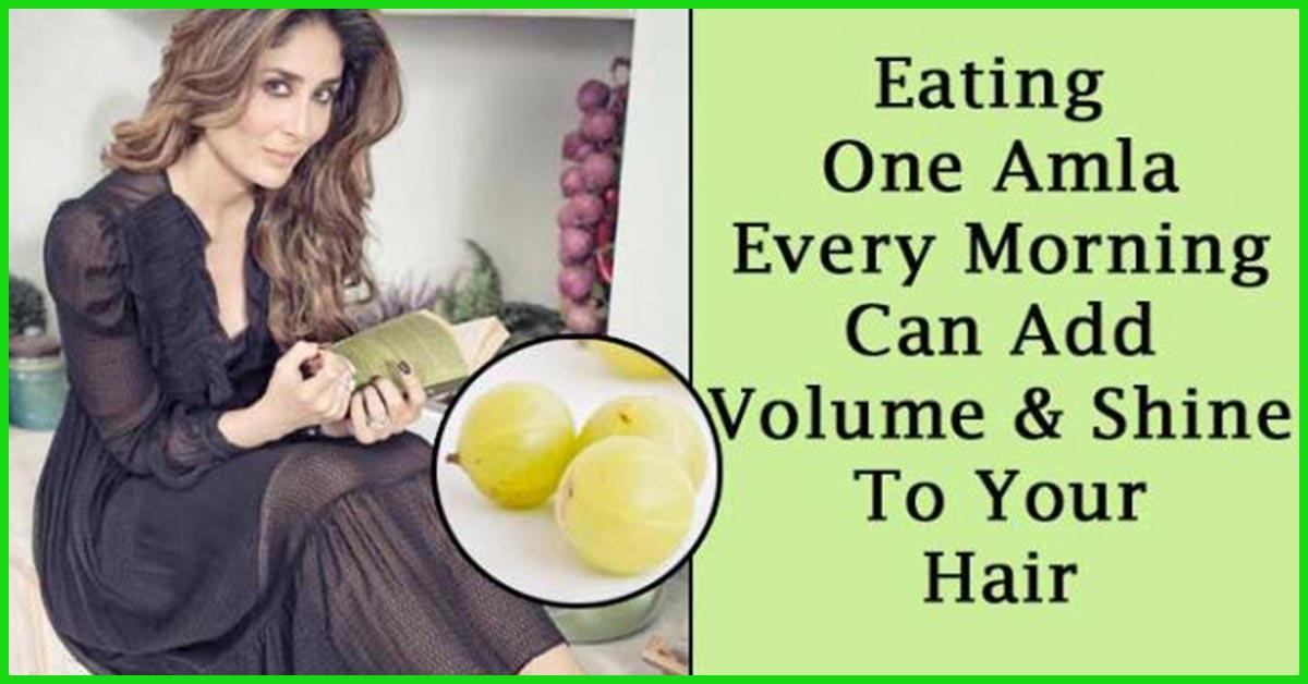Top 8 Benefits Of Eating Indian Gooseberry Amla