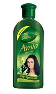 Amla oil massage