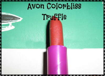 Avon colorbliss truffle for makeup