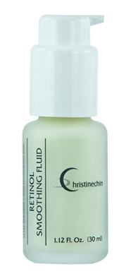 christine chin retinol smoothing fluid