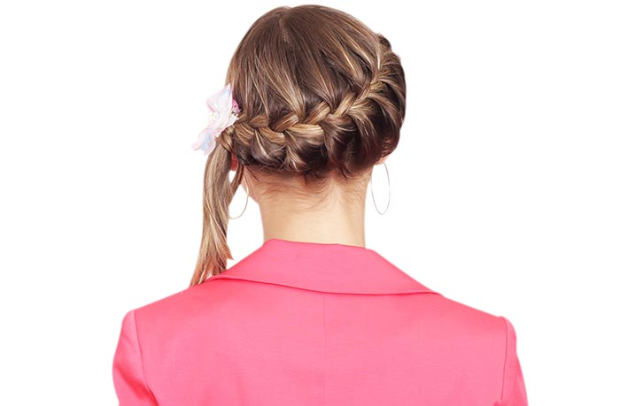 Braid Your Hair Into Something New