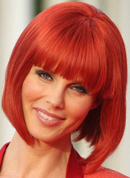 Carrot-Red-A-Line-Bob-with-Straight-Front-Fringes