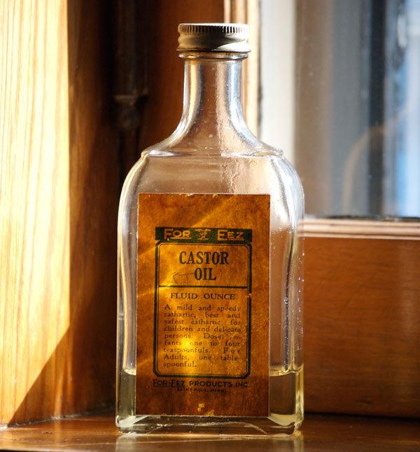 Castor Oil for Herbal Hair Care