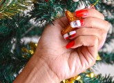 Christmas Nail Art Tutorials