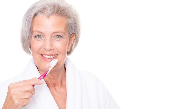 Makeup Tips For Women Over 50 - Don't Forget Your Teeth