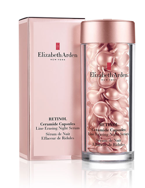 Elizabeth Arden Retinol Ceramide Capsules Night Serum - Best Skin Care Products