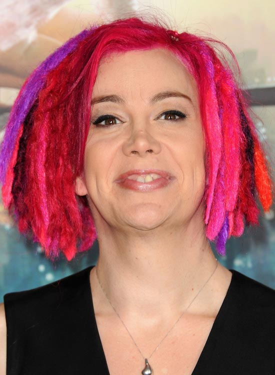 Funky-Multicolored-Bob-with-Intense-Texture