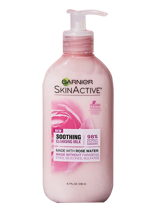 Garnier Rose Water Cleansing Milk - Best Skin Care Products