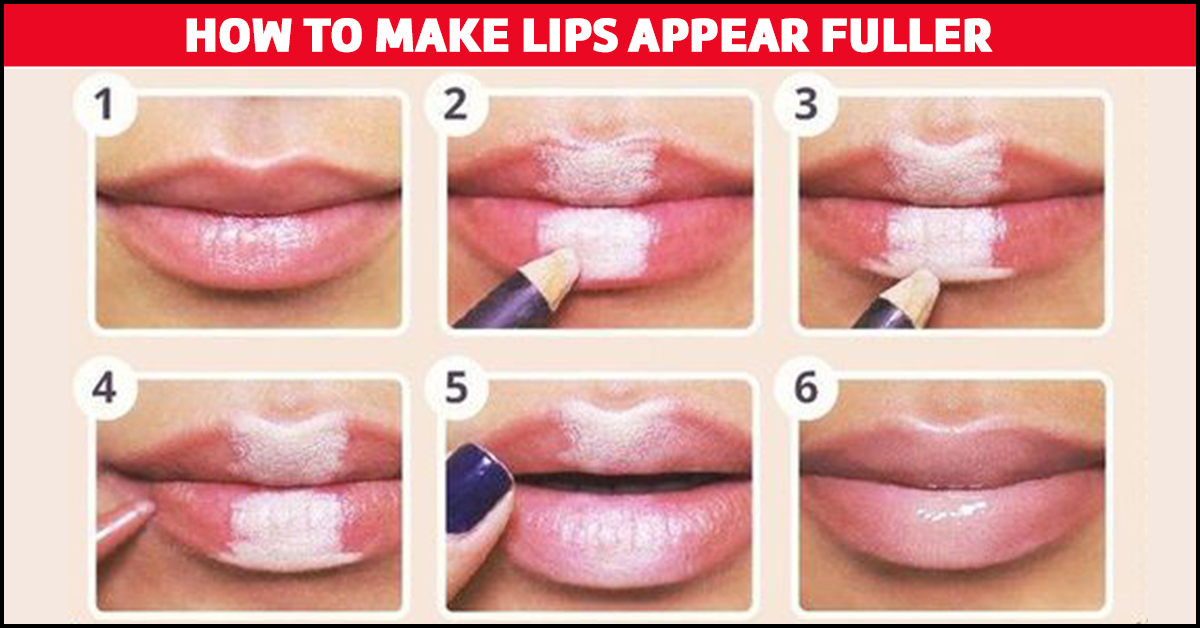 5506e893 How To Apply Lipstick Perfectly 💄 - Step by Step Tutorials And Tips