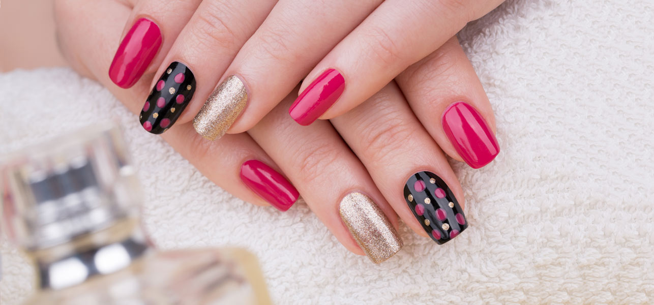 How To Do Nail Art At Home Make Up Tips