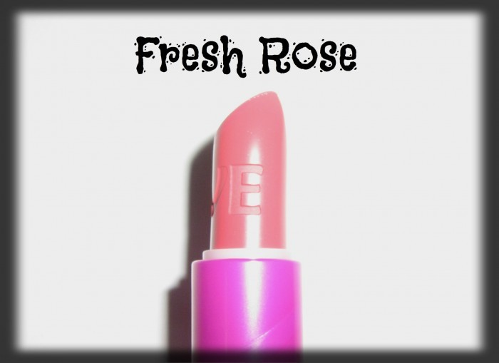 avon simply pretty Fresh Rose lipstick