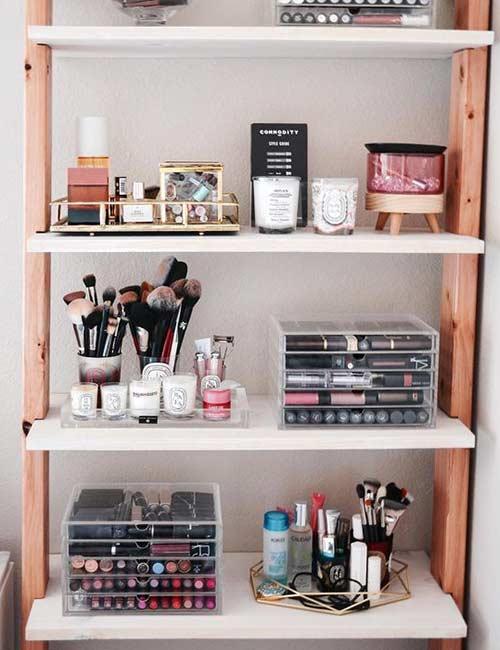 Ikea Makeup Rack