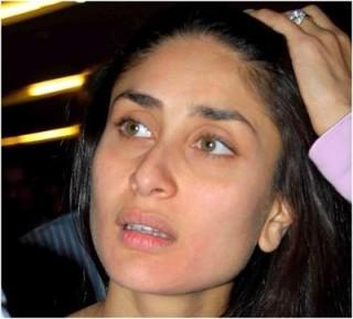 kareena kapoor with out makeup