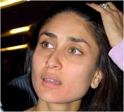 kareena kapoor with out makeup